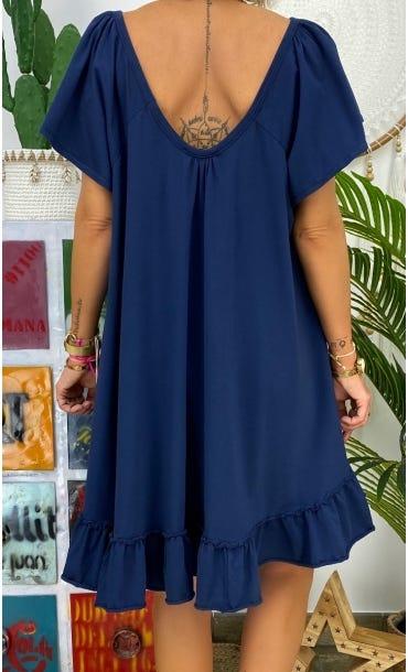 Petite Robe Tess Bleu Marine