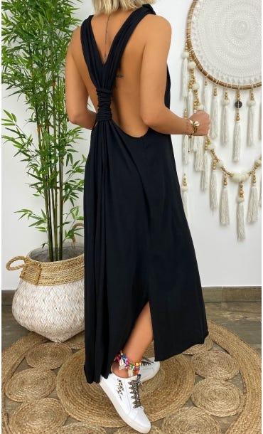 Robe Jasmine Noir