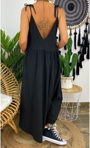 Robe Sally Noir