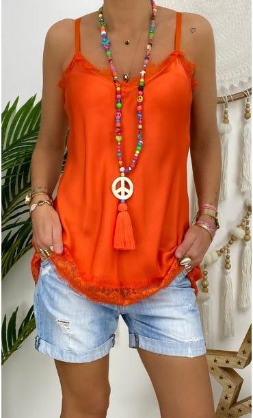 Caraco Izzy Orange