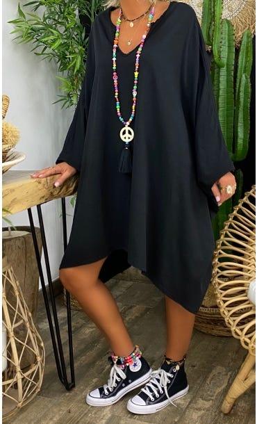 Petite Robe Sasha Noir