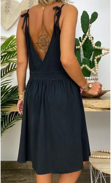 Petite Robe Sally Noir