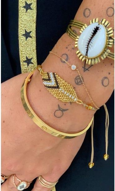 Bracelet Kaipo Or
