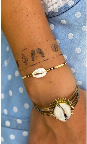 Bracelet Thao Beige