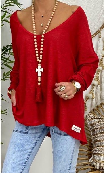 T-Shirt Lou Rouge