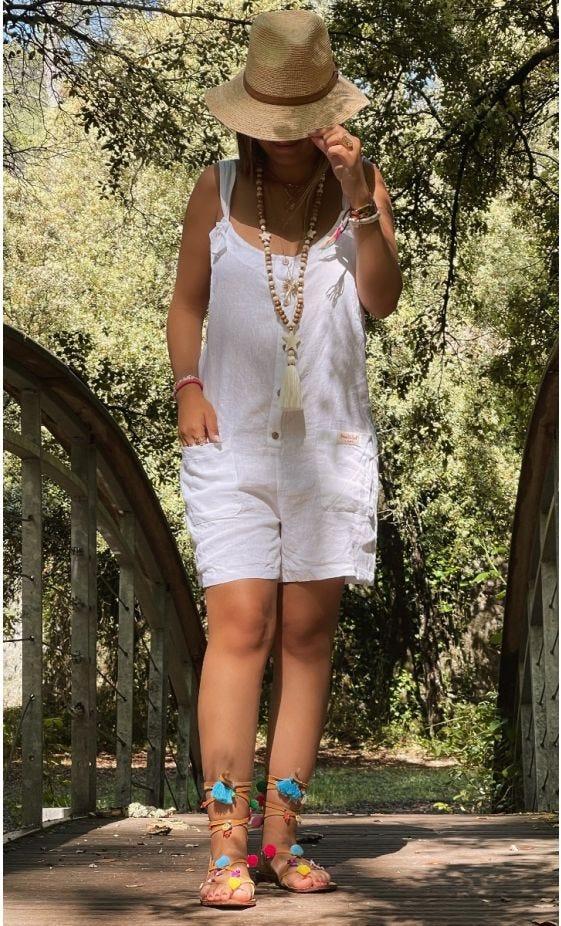 Combi-Short Felicity Lin Blanc