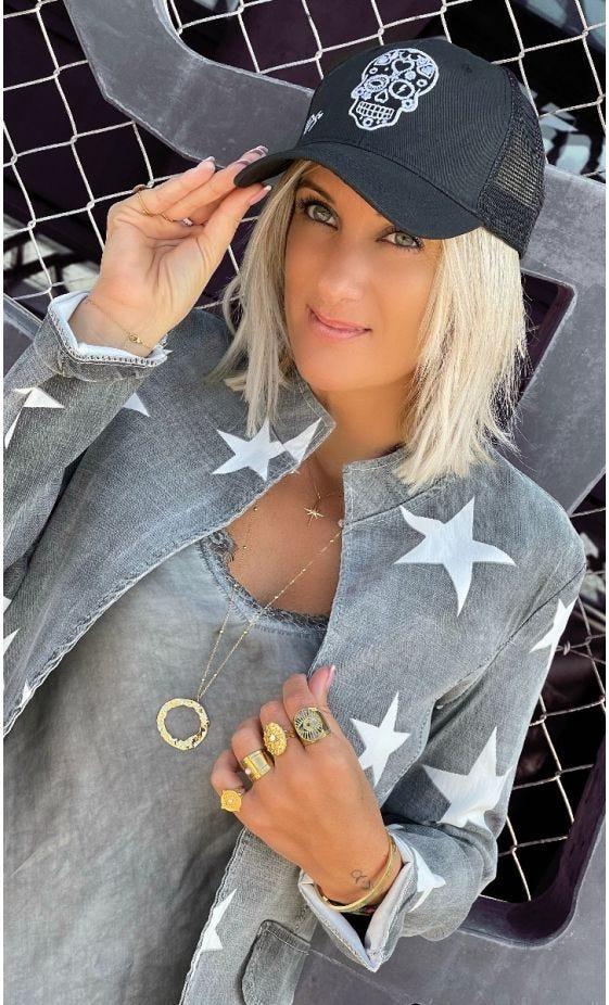 Veste Alicia Gris Star