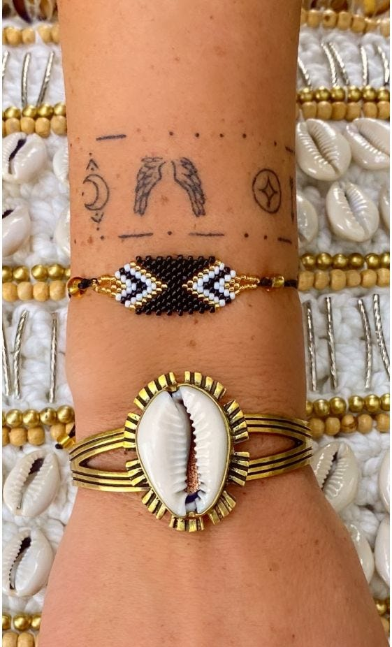 Bracelet Kaipo Noir