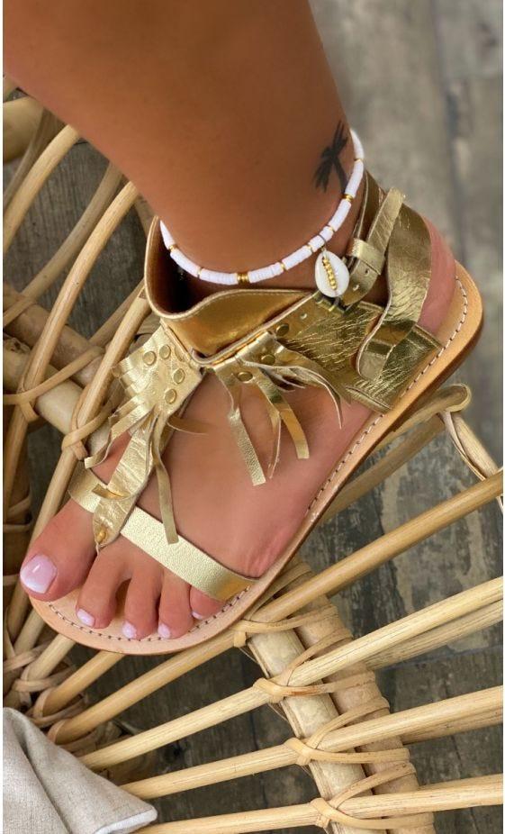 Sandales Matilda Or