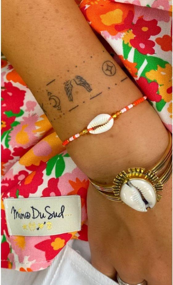 Bracelet Thao Orange