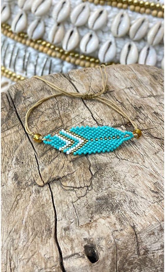 Bracelet Kaipo Vert D'Eau