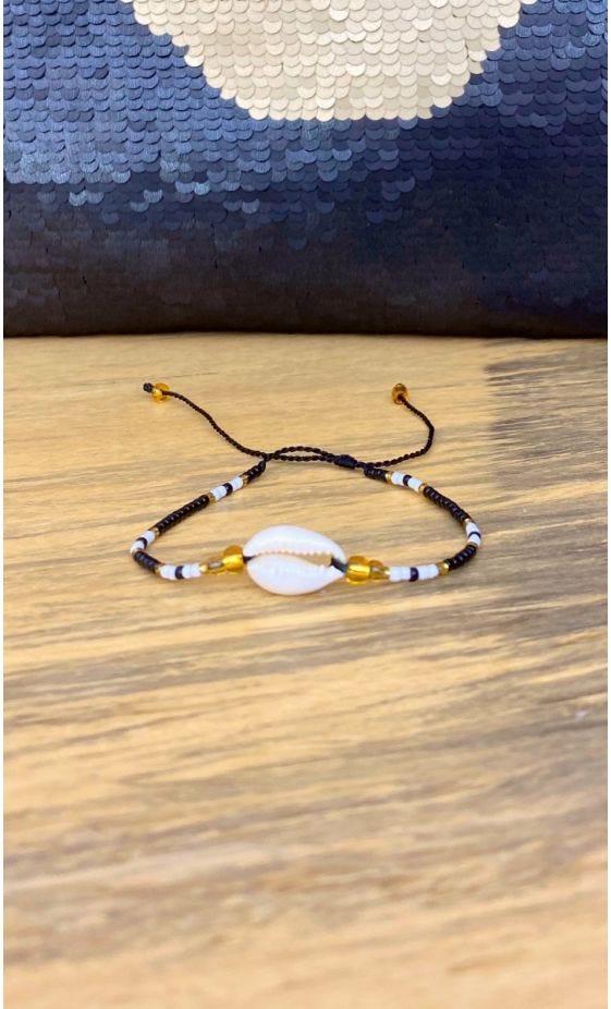 Bracelet Thao Noir