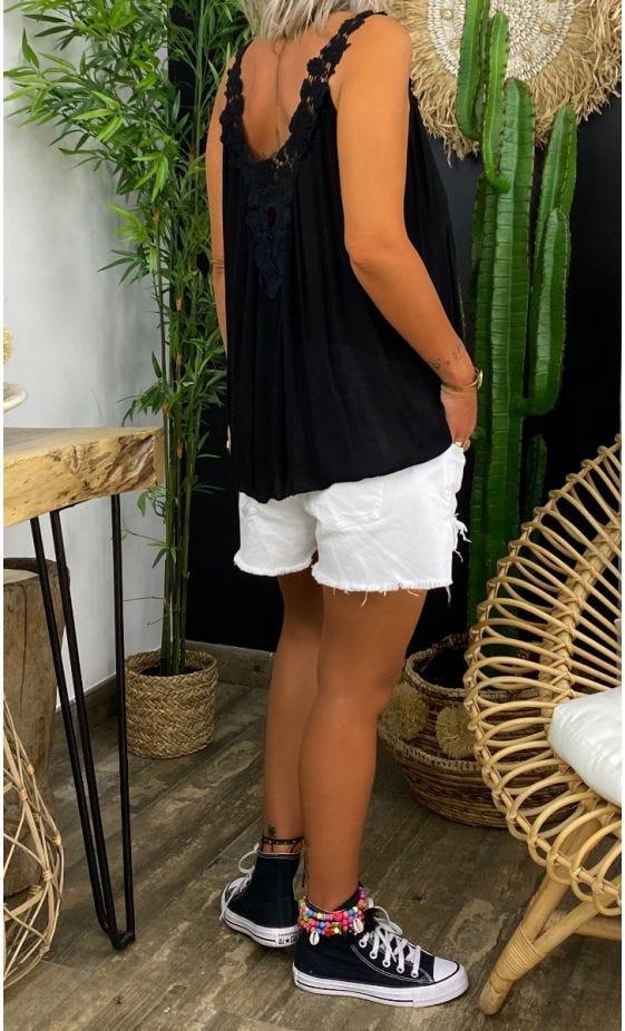 Tunique Paloma Noir