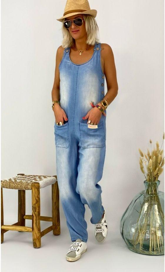 Combi Davina Jean's Used Denim