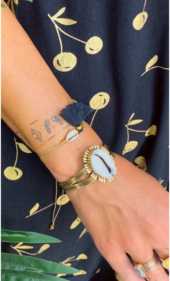 Bracelet Adem Noir