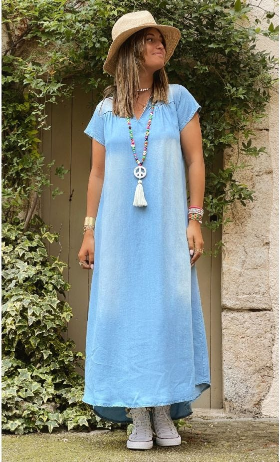 Robe Emma Jean's Denim