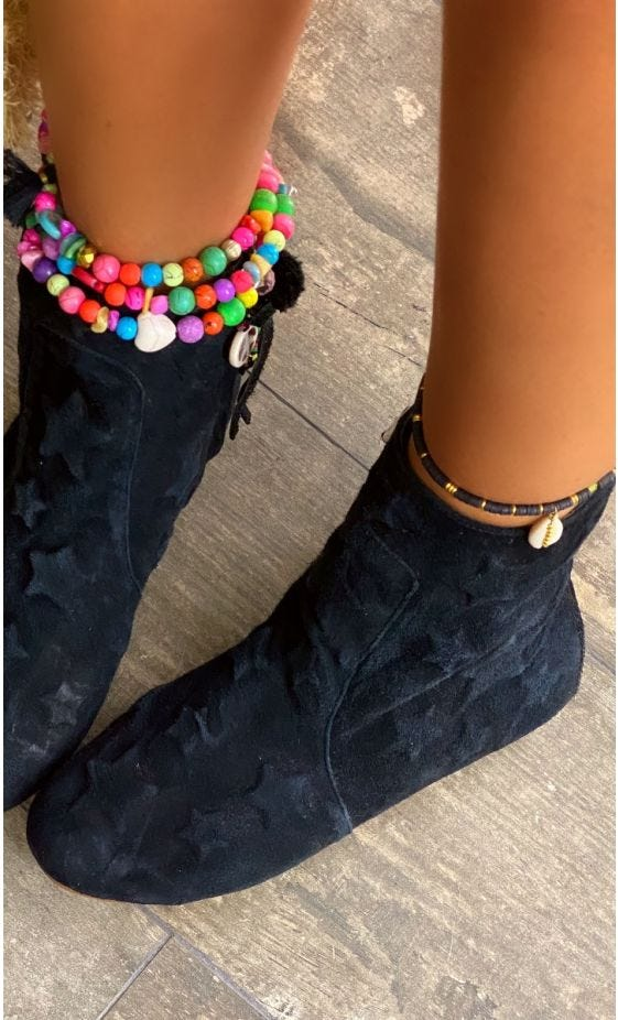 Boots Alaya Noir Star