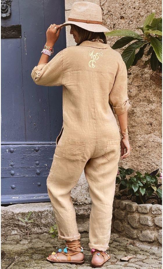 Combi Debbie Lin Camel