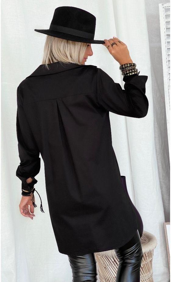 Chemise Lya Noir
