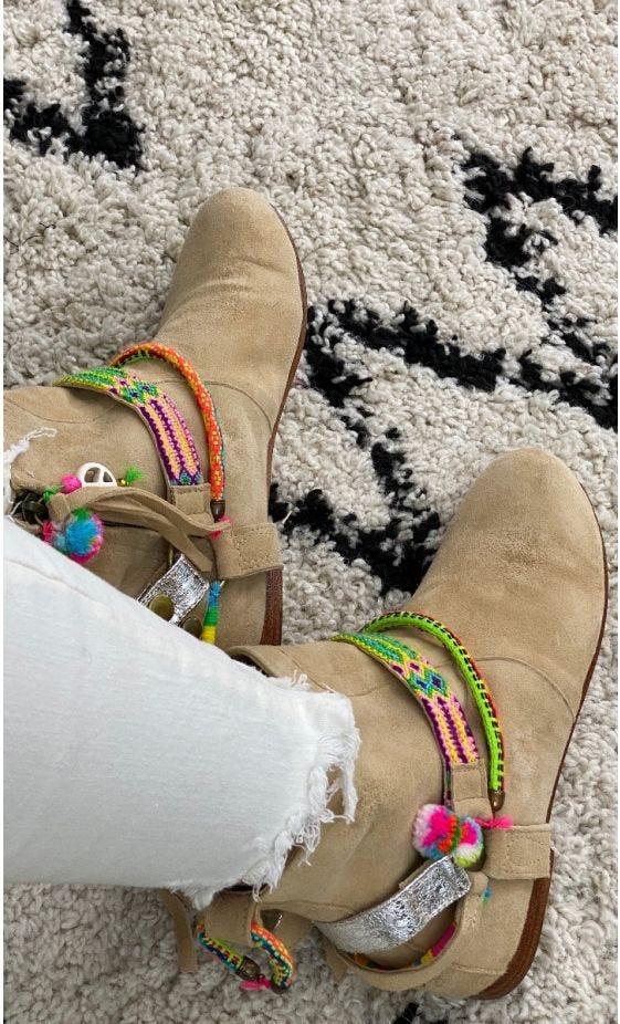 Boots Alaya Gustavo Beige
