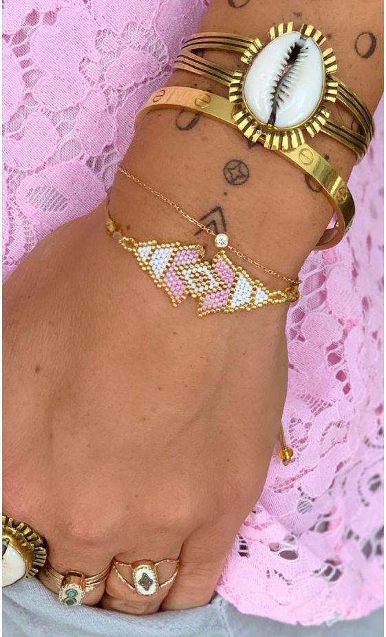 Bracelet Maiana Rose