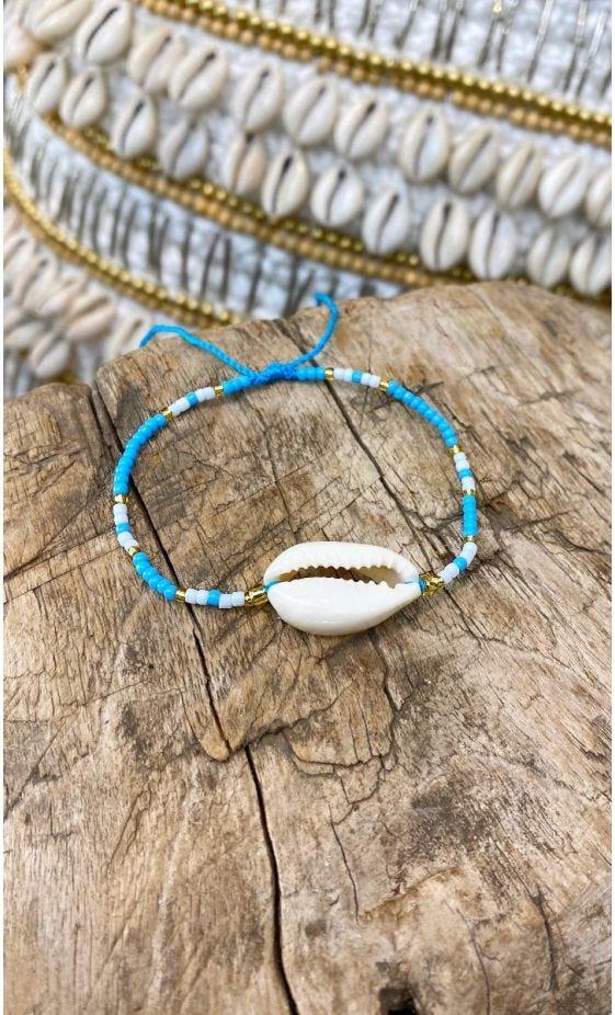 Bracelet Thao Bleu Turquoise