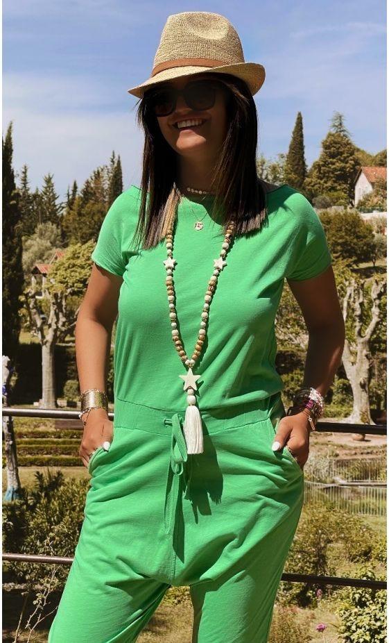 Combi Jane Ultra-Light Vert Brésil