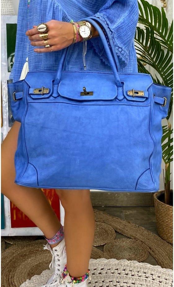 Sac Milan Bleu Jean