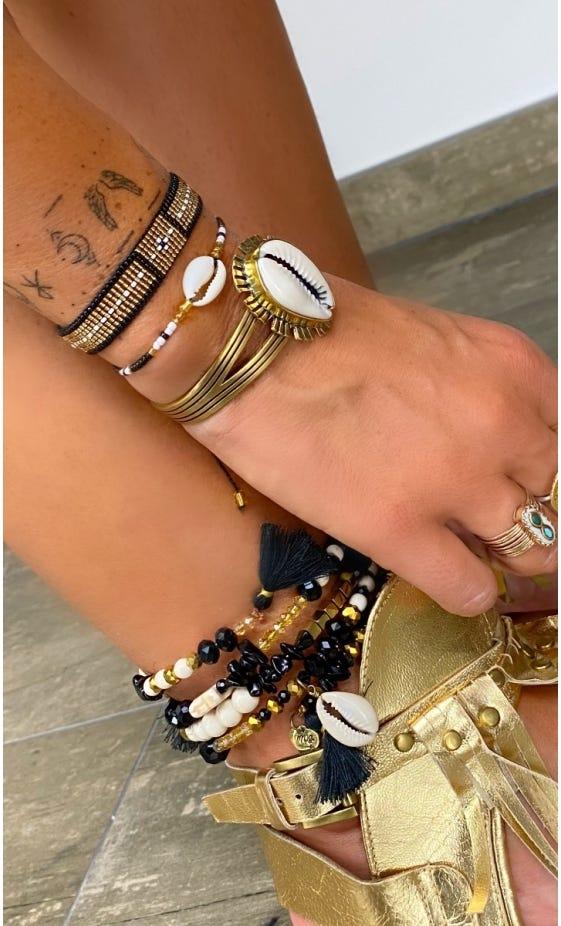 Bracelet Siam Or