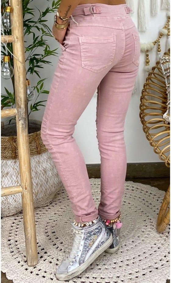 Pantalon Slim Terence Rose