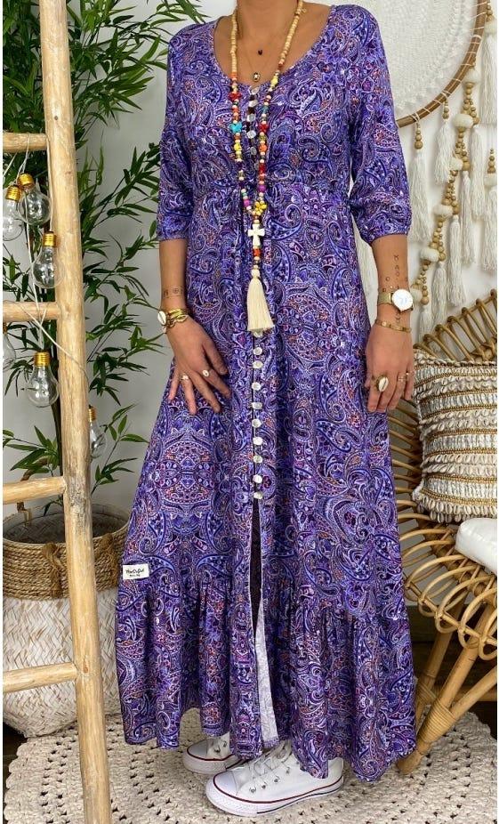 Robe Lola Violet Keema