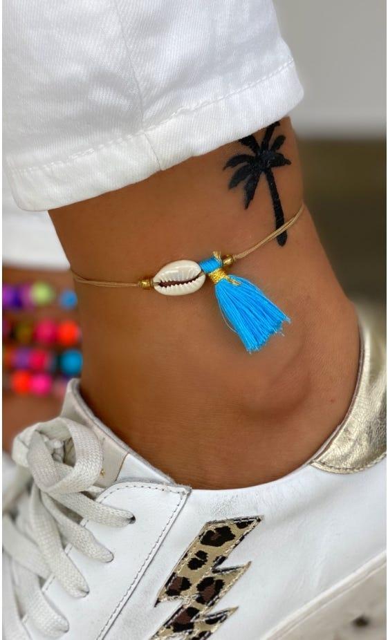 Bracelet Adem Bleu Turquoise