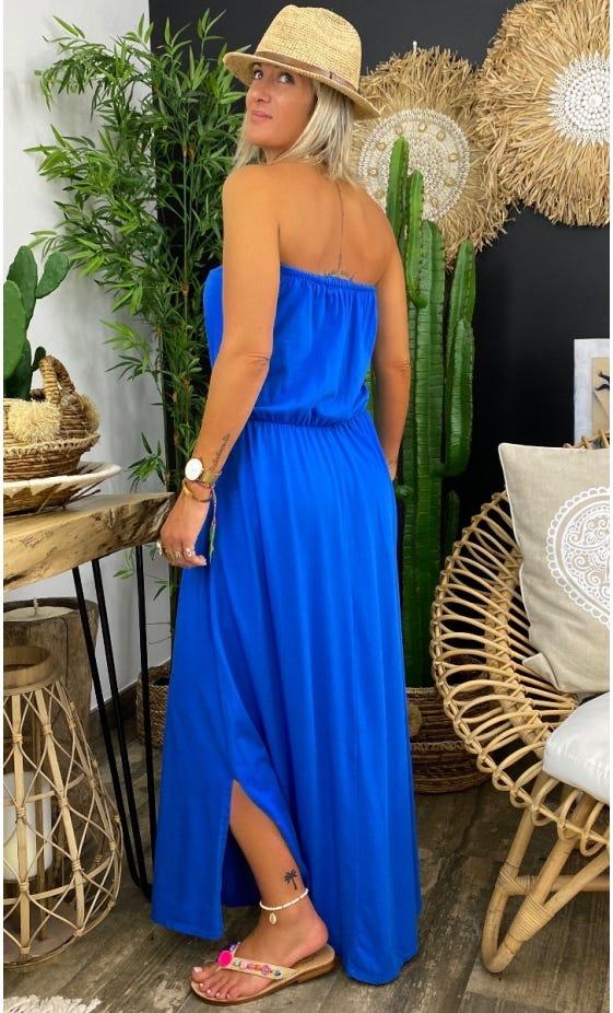 Robe Brooke Bleu