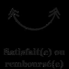 SATISFAIT(E) OU REMBOURSÉ(E)