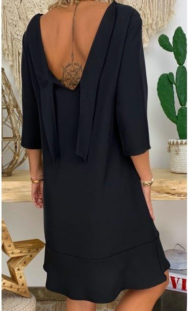 Petite Robe Liam Noir
