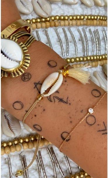 Bracelet Adem Beige