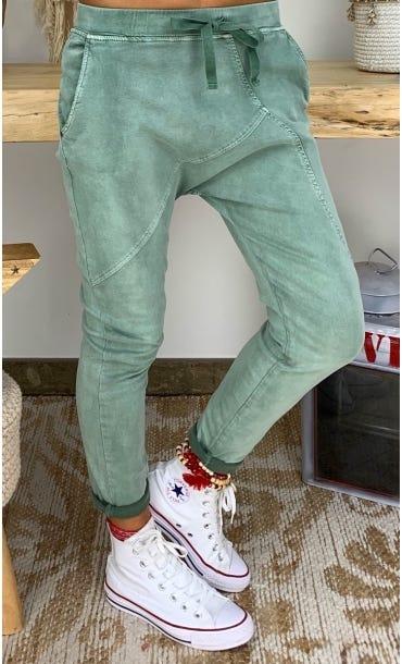 Pantalon Sarouel Luigi Kaki