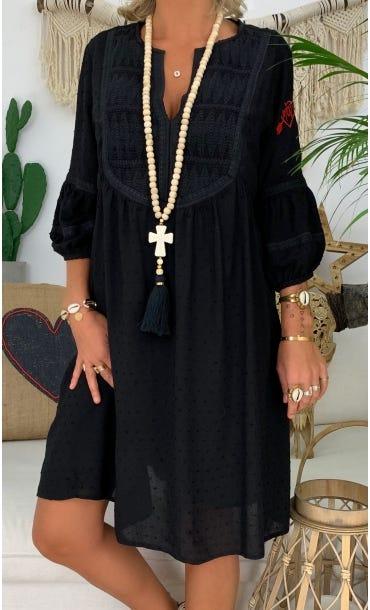 Petite Robe Flavie Noir