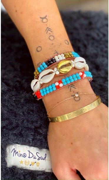 Bracelet Indra Multicolor