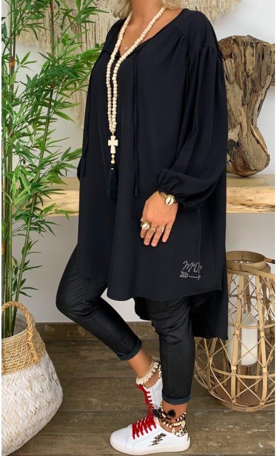 Petite Robe Malou Noir