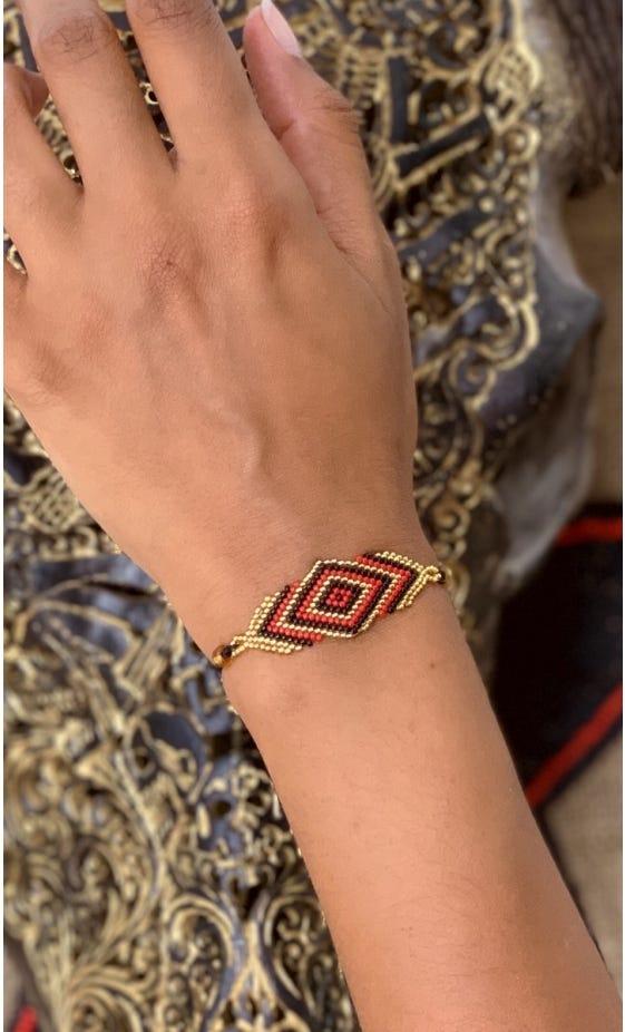 Bracelet Loti Noir