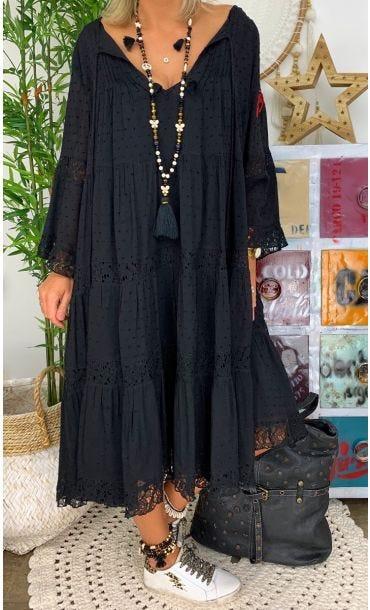 Robe Nelia Noir